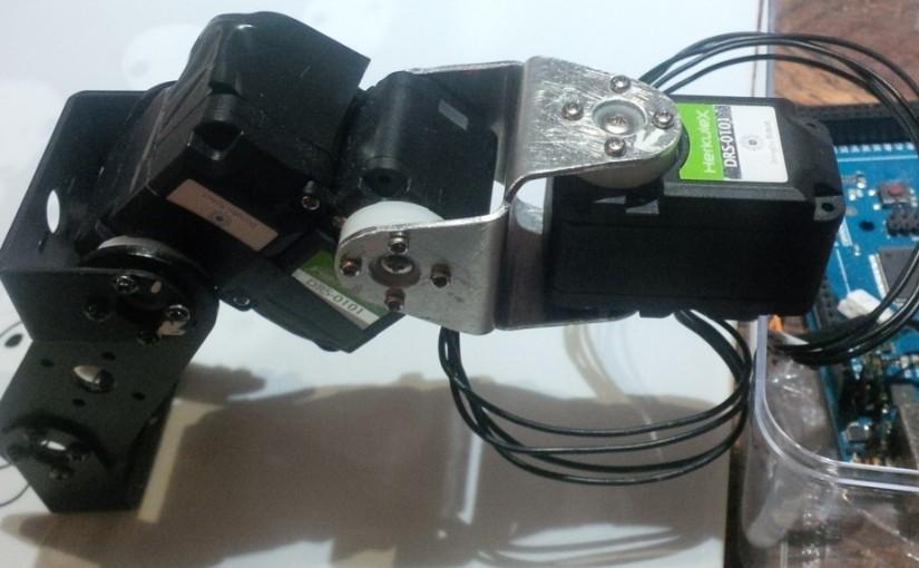 Geckrobot : Concept et modélisation d'une patte