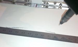 straight line 2
