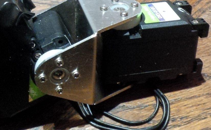 Geckrobot : retour sur la table traçante